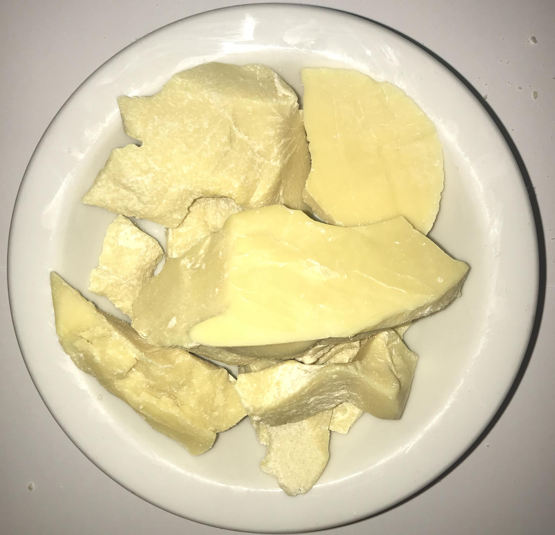 K čemu je kakaové máslo?
